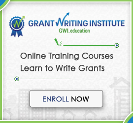 Grant Writing Institute